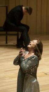 Edita Gruberová Lucrezia Borgia szerepében (fotó: Pető Zsuzsa)