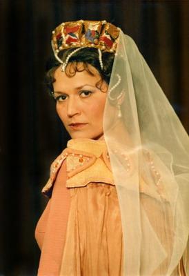Melinda szerepében (Fotó: Tasnádiné Ferencz Ágnes)