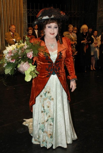 Tosca, 2008