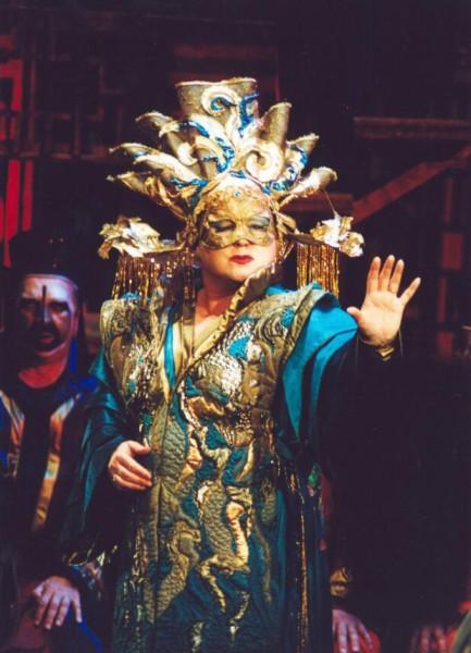 Turandot, 2001