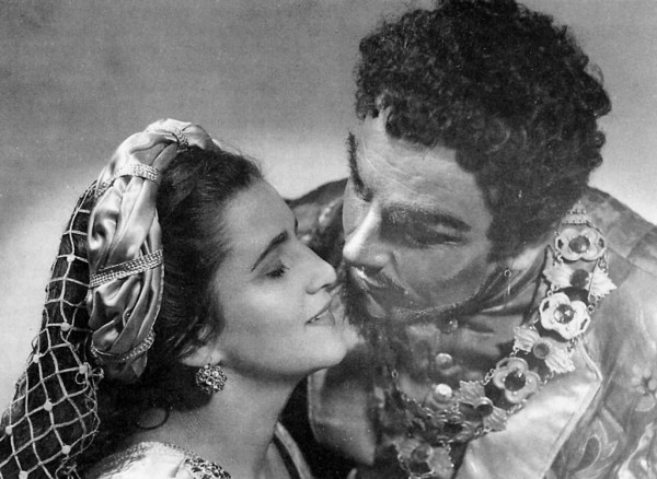 Otello - Mátyás Máriával
