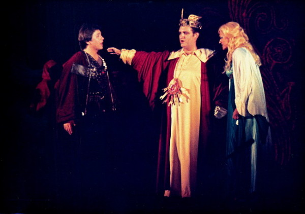Sarastróként - Csavlek Etelkával és Bándi Jánossal