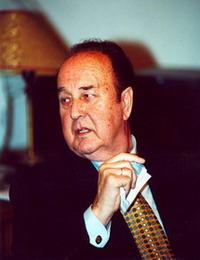 2002-ben, 75. születésnapján (Fotó: Mezey Béla)