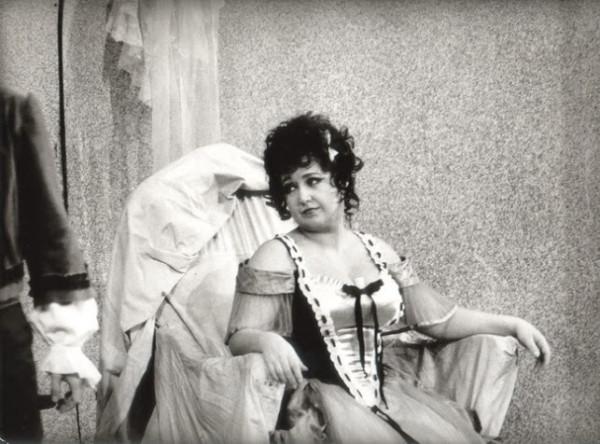 Susanna szerepében (Fotó: Szkárossy Zsuzsa)
