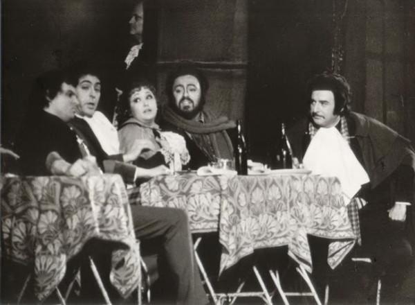 A legendás Bohémélet 1986-ból (Fotó: Mezey Béla)