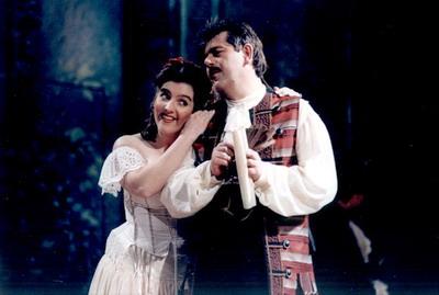 A Figaro házasságában Fülöp Zsuzsannával