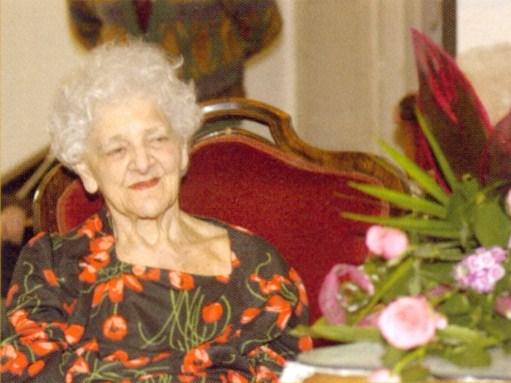 Takács Paula 2003-ban, a Mesterművész díj átadásakor (Fotó: Opera / archívum)