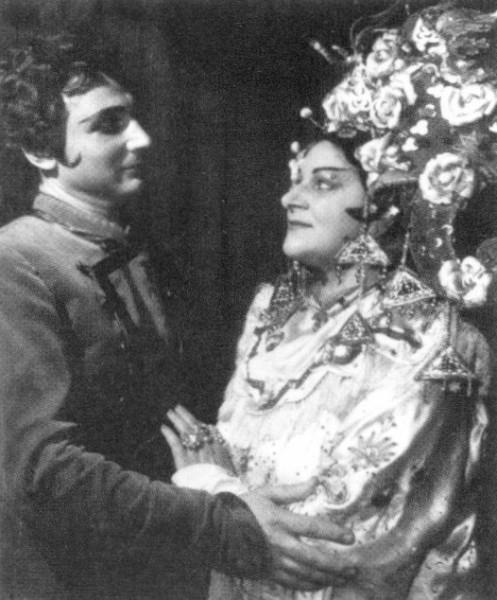 Bruno Prevedivel a Turandotban