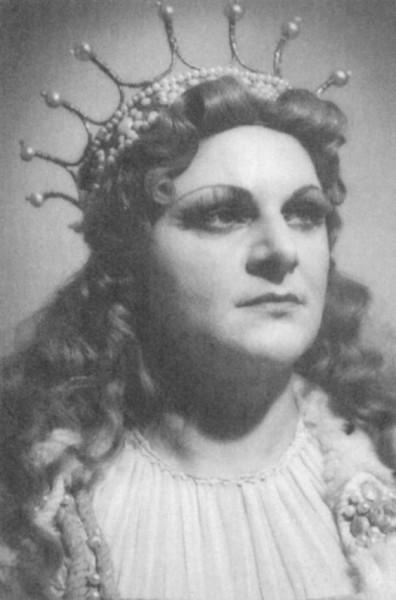 Erzsébetként a Tannhäuserben