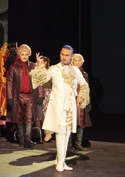 Don Giovanni: Mariusz Kwiecień (fotó: Wiener Staatsoper / Michael Pöhn)