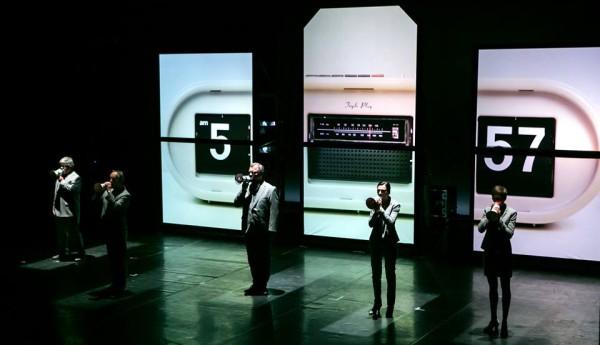 Jelenet az előadásból (fotó: Armel Operafesztivál)