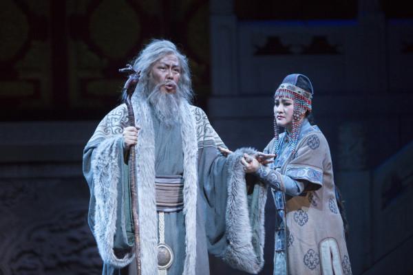 Timur és Liu: Thien Hao és Jao Hong (fotó: Pályi Zsófia / Budapesti Tavaszi Fesztivál)