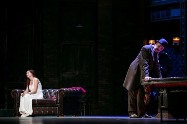 Gilda és Rigoletto: Kovács Éva és Gurbán János (fotó: Csibi Szilvia)