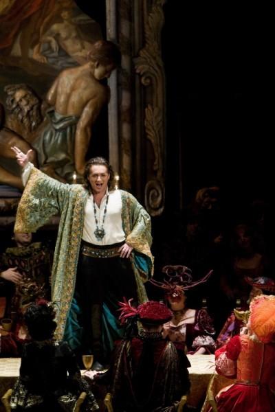 A mantuai herceg: Ivan Magrì (fotó: Tomas Opitz)
