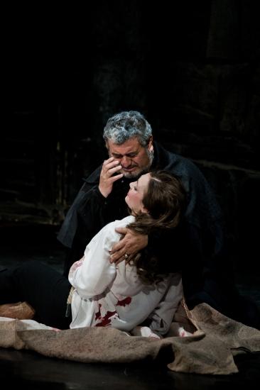 Gilda és Rigoletto: Rost Andrea és Carlos Almaguer