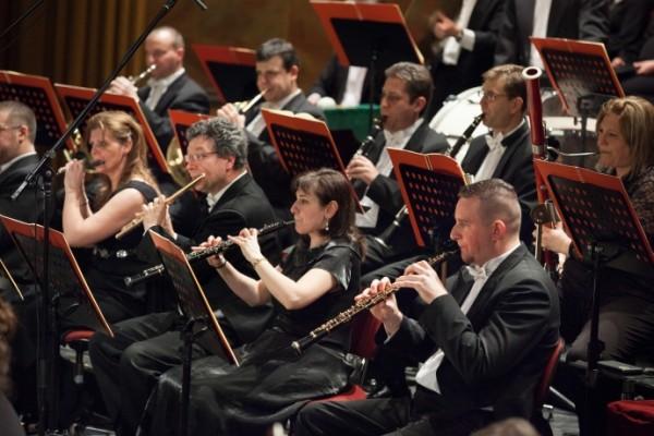 A Magyar Állami Operaház Zenekara (fotó: Herman Péter)