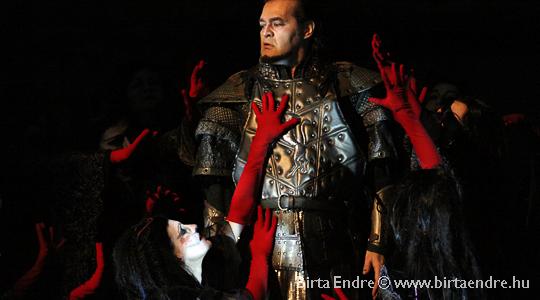 Banquo: Fried Péter (fotó: Birta Endre)