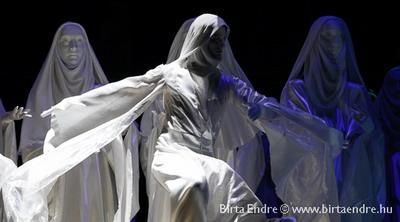 Macbeth - jelenet az előadásból