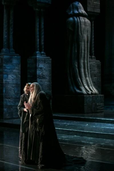 Boccanegra és Fiesco: Kálmándi Mihály és Giacomo Prestia