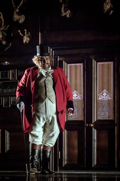 Falstaff: Kiril Manolov (fotó: Vermes Tibor)