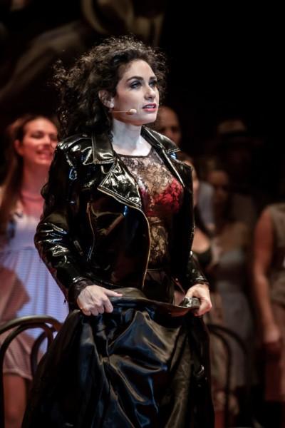Carmen: Rinat Shaham (fotó: Vermes Tibor)