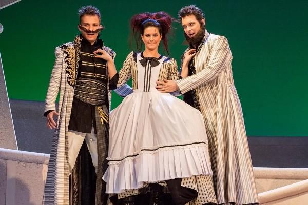 Baráth Emőke, Szigetvári Dávid és Haja Zsolt (fotó: Mányó Ádám)