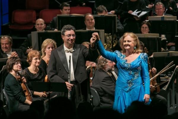 Edita Gruberová (fotó: Nagy Attila / Magyar Állami Operaház)