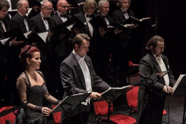Miksch Adrienn, Boncsér Gergely és Kelemen Zoltán (fotó: Nagy Attila / Magyar Állami Operaház)