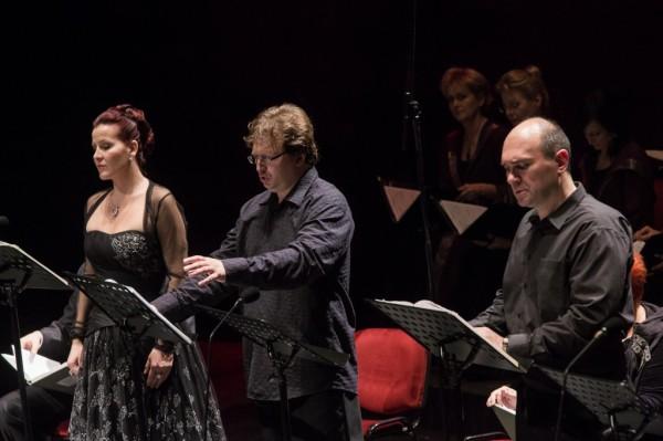 Miksch Adrienn, Fekete Attila és Molnár Zsolt (fotó: Nagy Attila / Magyar Állami Operaház)