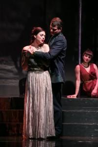 Dzsamile és Harun: Kálnay Zsófia és Boncsér Gergely (fotó: Nagy Attila / Magyar Állami Operaház)