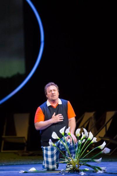 Faust: Dario Schmunck (fotó: Rákossy Péter / Magyar Állami Operaház)