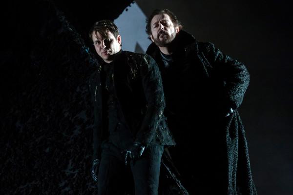 Cassio és Jago: Boncsér Gergely és Kálmándi Mihály (fotó: Vermes Tibor)