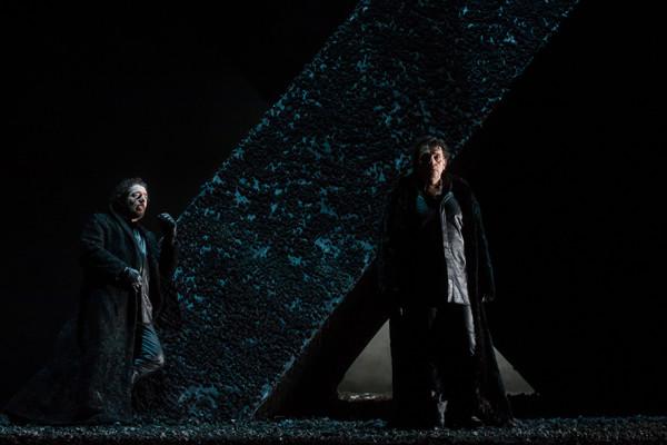 Jago és Otello: Kálmándi Mihály és Rafael Rojas (fotó: Vermes Tibor)