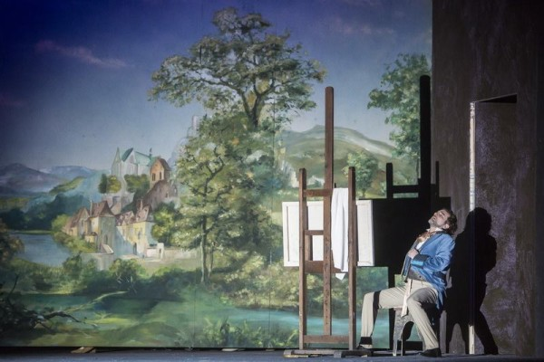 Werther: Nyári Zoltán (fotó: Magyar Állami Operaház)