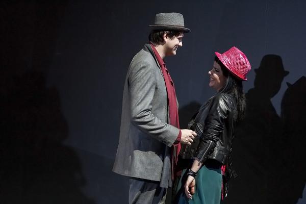 Mimì és Rodolfo: Sáfár Orsolya és Boncsér Gergely (fotó: Mányó Ádám)