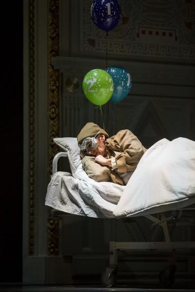 Orpheusz: Várhelyi Éva - Bertoni operájában (fotó: Pályi Zsófia / Magyar Állami Operaház)