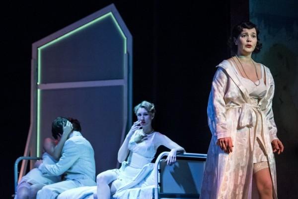Eurüdiké: Wierdl Eszter - Bertoni operájában (fotó: Pályi Zsófia / Magyar Állami Operaház)