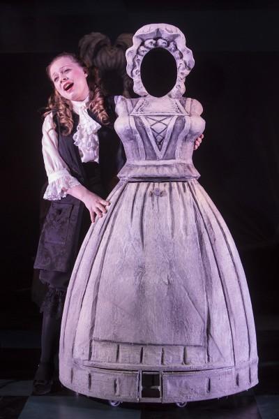 Jelenet az előadásból (fotó: Pályi Zsófia / Magyar Állami Operaház)