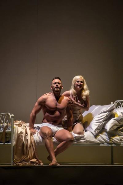 Baráth Emőke és Gianluca Margheri (fotó: Nagy Attila / Magyar Állami Operaház)