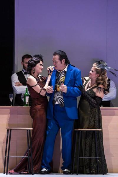 Ducza Nóra, Szemere Zita és Fried Péter (fotó: Nagy Attila / Magyar Állami Operaház)