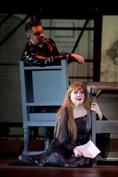 Lucia és Enrico: Kolonits Klára és Szegedi Csaba (fotó: Magyar Állami Operaház)