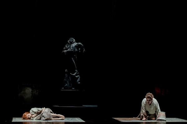 Jelenet az előadásból (fotó: Vermes Tibor)