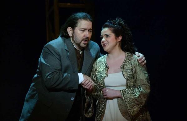 Gilda és Rigoletto: Szemere Zita és Kelemen Zoltán
