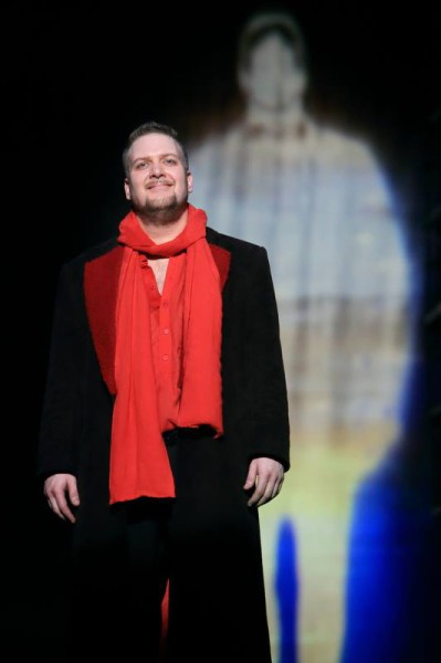 Don Giovanni: Bognár Szabolcs (fotó: Körtvélyesi László / Pécsi Nemzeti Színház)