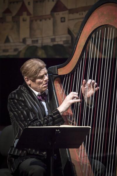 Sixtus Beckmesser: Bo Skovhus (fotó: Vermes Tibor)