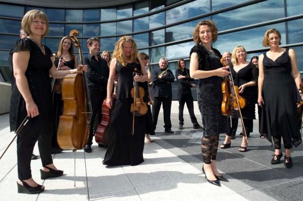 A Britten Sinfonia (fotó: Harry Rankin)