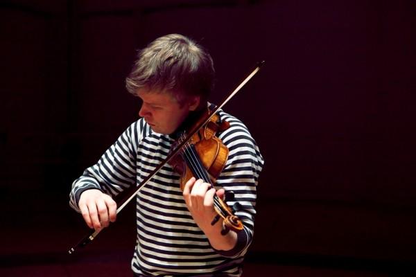 Pekka Kuusisto (fotó: Sonja Werner)