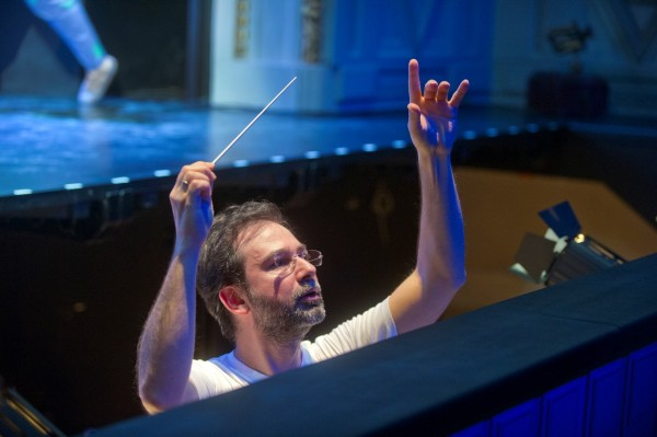 Alpaslan Ertüngealp (fotó: Fejér Gábor / Zeneakadémia)