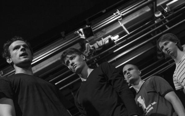 Jelenet az előadásból (fotó: K. Kovács Ákos)