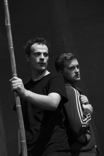 Vizi Dávid (Tanár) és Szántó Balázs (Fiú) (fotó: K. Kovács Ákos)